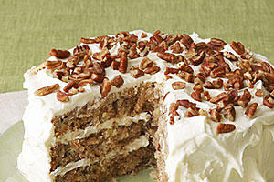 Christmas Dessert Recipes: Hummingbird Cake