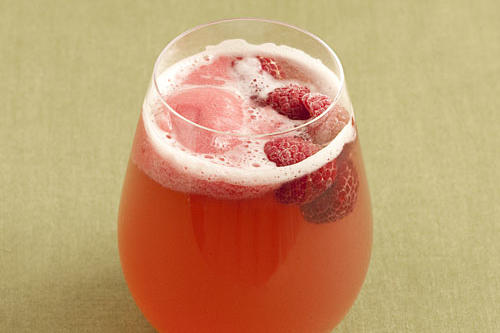 Raspberry Wine Zinger