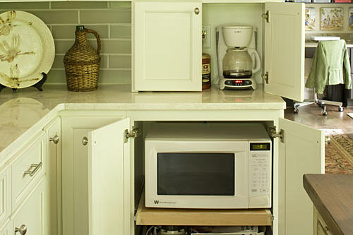 Hidden Appliances Dream Kitchen Must Have Design Ideas