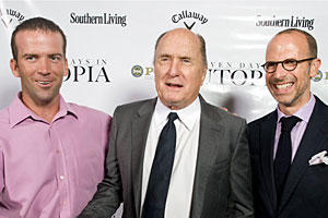 Seven Days in Utopia Premiere - Robert Duvall