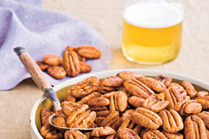 Chili-Lime Pecans
