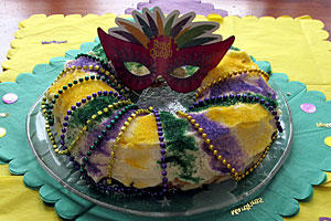 mardi gras king cake mardi gras across the south southern living