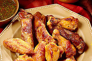 Thai Wings and Ribs