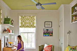 Budget Decorating Ideas: Pick Up a Paintbrush