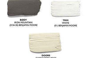 High-Contrast Paint Colors