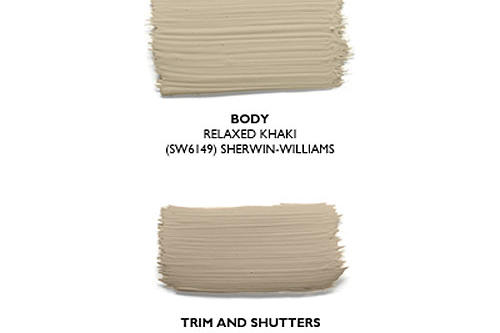 Natural and Harmonious Paint Colors