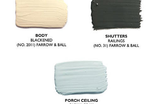 A Rich Timelessness: Paint Colors