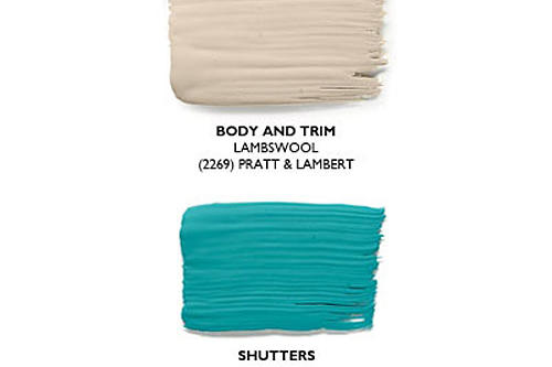 Coastal-Inspired Paint Colors