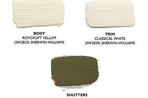 Casual Cream Paint Colors