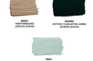 Pure Patina: Paint Colors