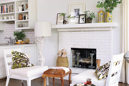 Use White as a Focal Point