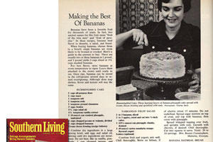 The Original Hummingbird Cake Recipe