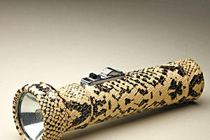 Snakeskin Flashlight