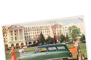 The Greenbrier Resort, 1952