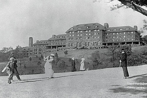 The Grove Park Inn, 1926