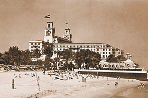 The Breakers Palm Beach, 1950