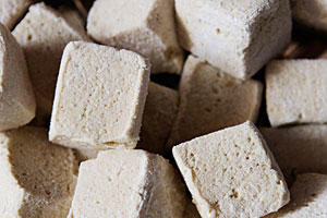Sorghum Marshmallows