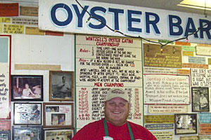 Wintzell's Oyster House, Mobile, AL