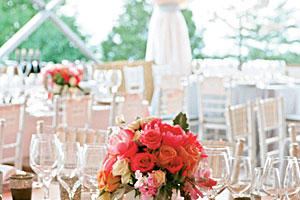 Pretty and Preppy Centerpiece