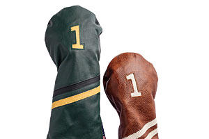 Leather Golf Club Covers