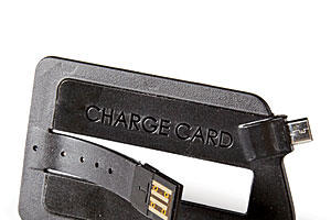 Wallet-Size USB Charger