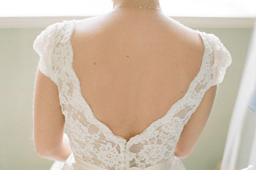 Low Back Gown