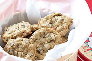 chip cookies chewy and delicious oatmeal cookies southern living
