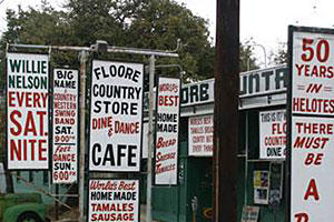 John T. Floore Country Store, Helotes, Texas
