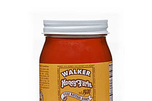Walker Honey Farm Yaupon Holly Honey