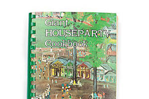 Giant Houseparty Cookbook