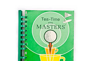 Tea-Time at the Masters