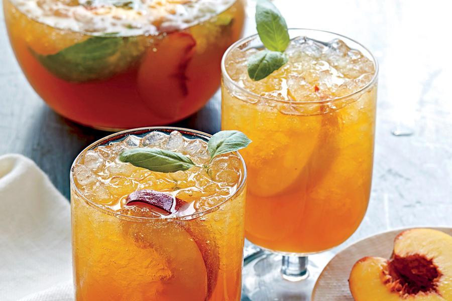An alternative to the Southern standard that is still sweet, and a flavorful morning refreshment.
