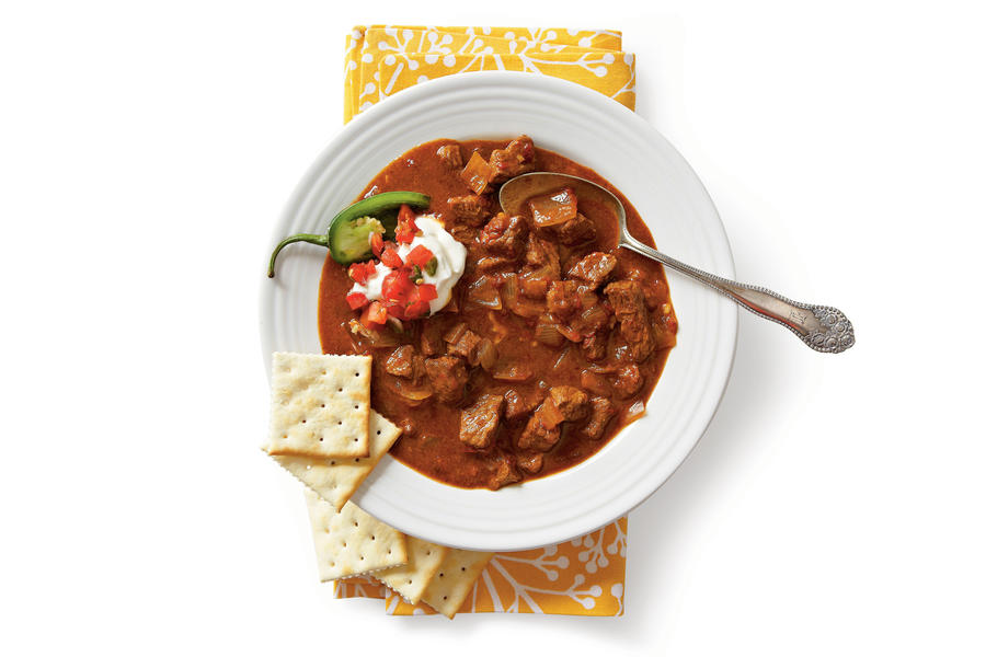 spicy slow cooker beef chili 3 11 recipe spicy slow cooker beef chili ...