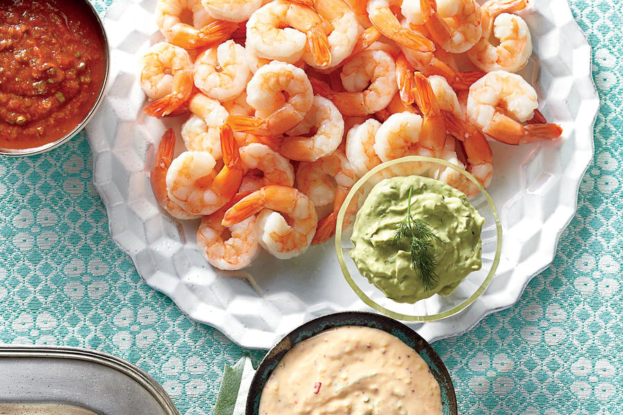 Contemporary shrimp cocktail holiday appetizer recipes - Contemporary cuisine recipes ...