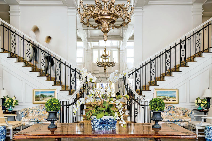 The South S Most Beautiful Sorority Houses Southern Living
