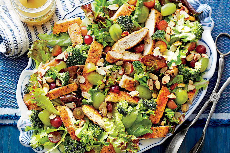 Dixie Chicken Salad