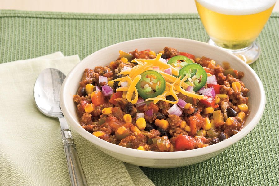 ... slow cooker chili recipes 4 of 8 slow cooker turkey chili with