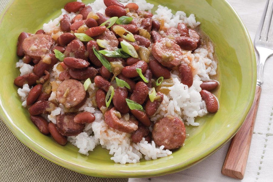Tiger Bait Red Beans and Rice
