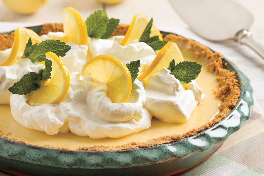 Southern Living Recipe: Zesty Lemon Pie