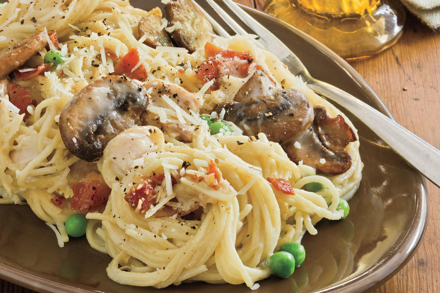 Southern Living Recipe: Chicken Marsala Tetrazzini