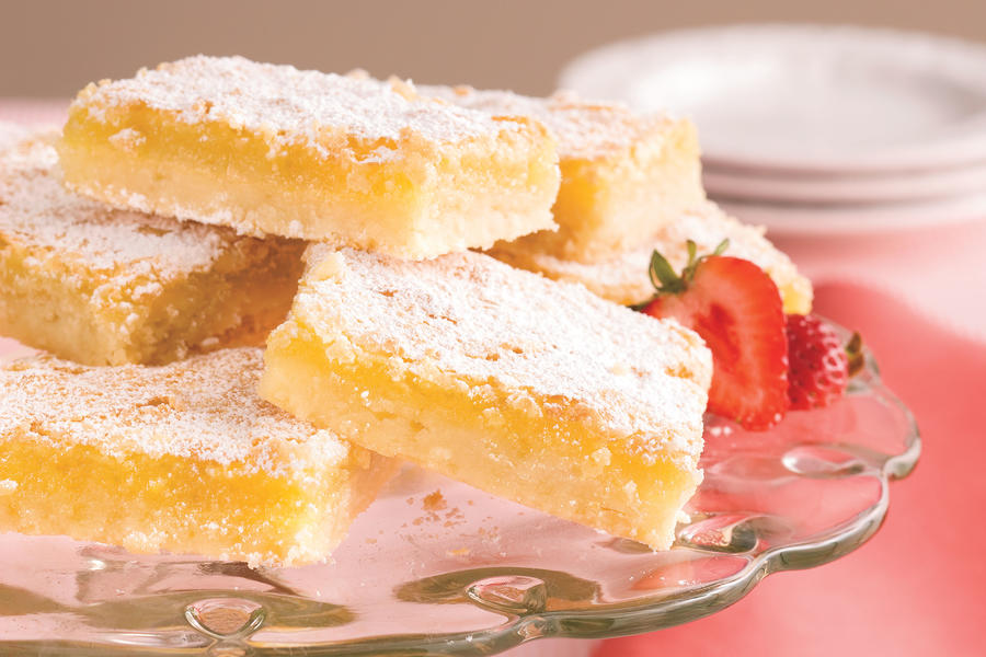 Southern Living Recipe: Luscious Lemon Bars