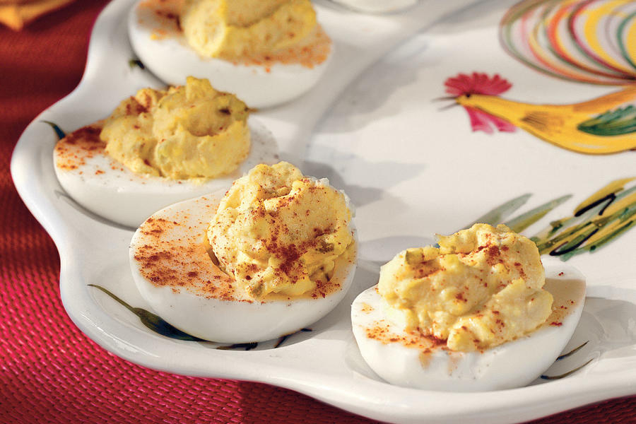 Basic Deviled Eggs - Deviled Egg Recipes - Southern Living