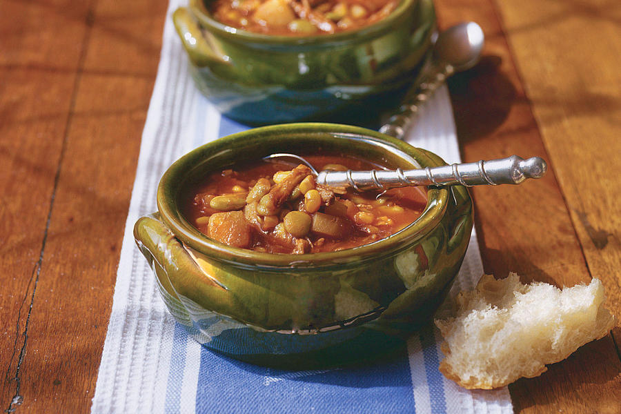 Slow Cooker Recipes: Easy Brunswick Stew Recipes
