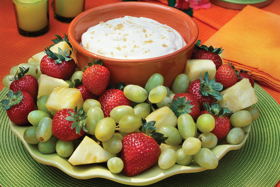 Fourth of July Recipes: Brown Sugar Fruit Dip