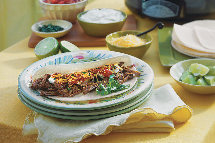 Slow Cooker Recipes: Slow-cooker Beef Brisket Recipes