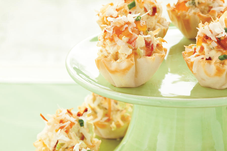 Curried Shrimp Tarts Recipes