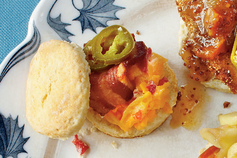 Pimiento Cheese Biscuit