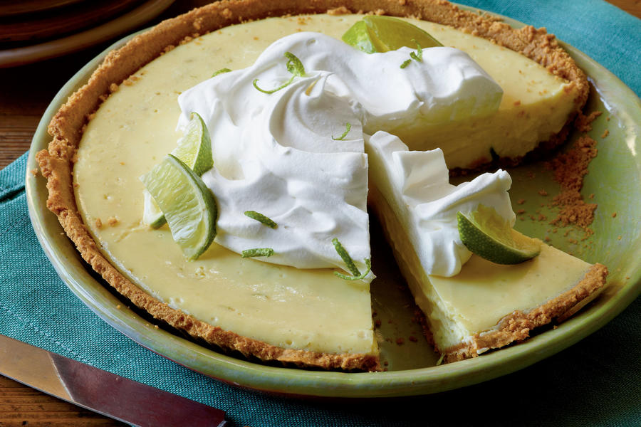 "Key ""Light"" Pie - Cool & Creamy Key Lime Pie Recipes - Southern..."