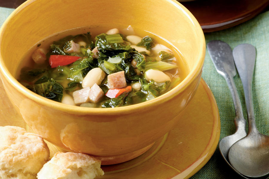 Turnip Greens Stew