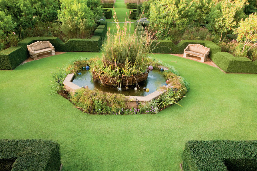 Give the Garden a Wow Factor